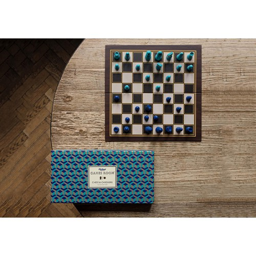 Ridleys Games room - Jeux d'échecs et de dames