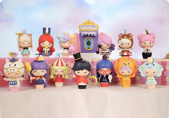 Momiji - Série Circus