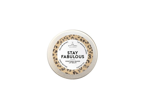 Lip balm - Stay Fabulous
