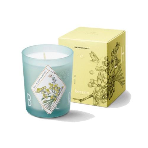 Bougie parfumée - Fleur de Mimosa