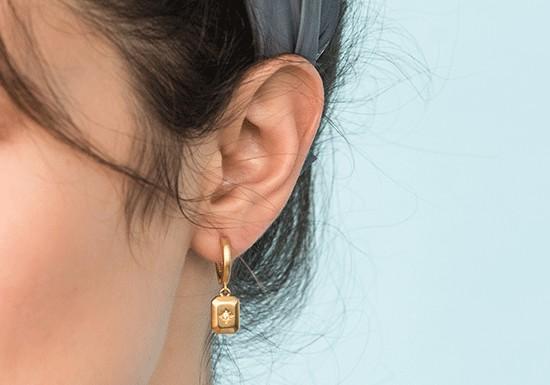 Boucles d'oreilles Alena