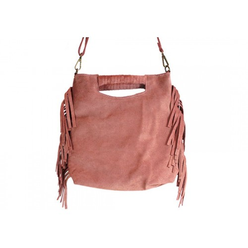 Sac Iris - dusty rose