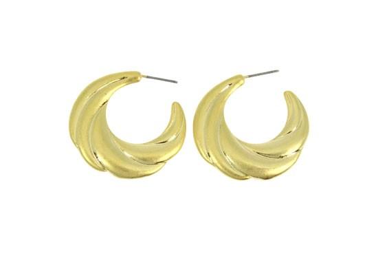 Boucles d'oreilles Salomé