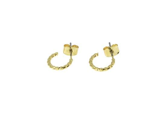 Boucles d'oreilles Mélina mini anneaux
