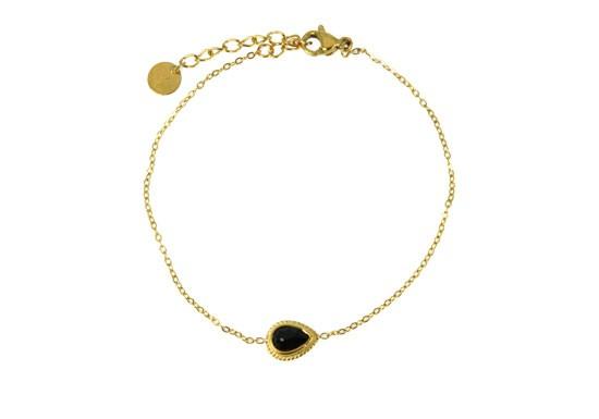 Bracelet Chloé - onyx