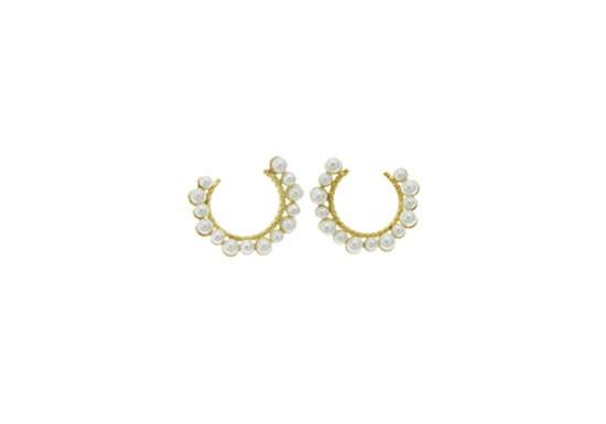 Boucles d'oreilles Daphné