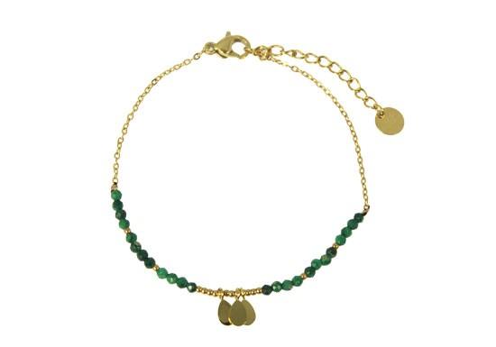 Bracelet Florence - vert