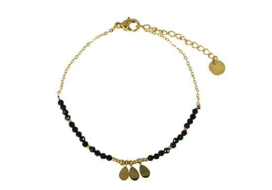 Bracelet Florence - noir