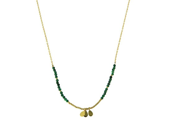 Collier Florence - vert