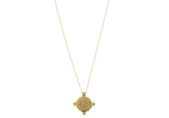 Collier long Isis