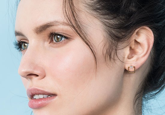 Boucles d'oreilles Sigma