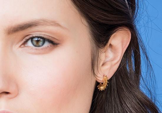 Boucles d'oreilles Nyx