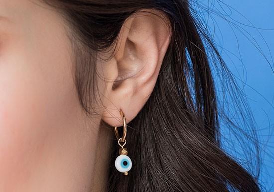 Boucles d'oreilles Mati