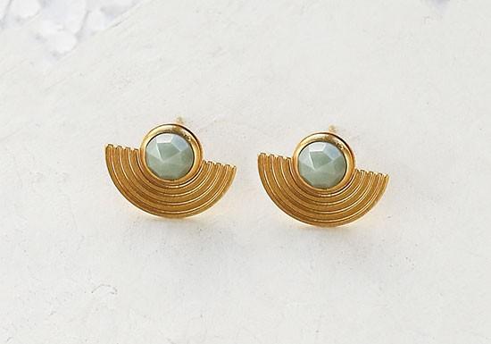 Boucles d'oreilles Amphi