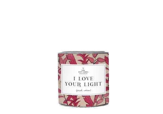Petite bougie - I love your light