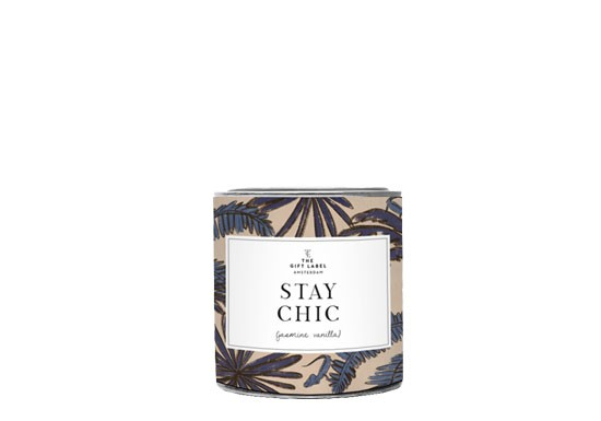 Petite bougie Stay chic