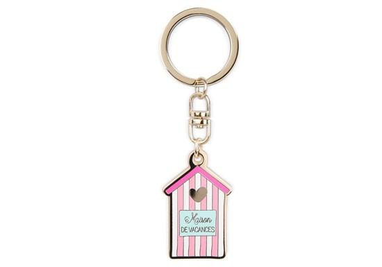 Porte-clés Maison de vacances