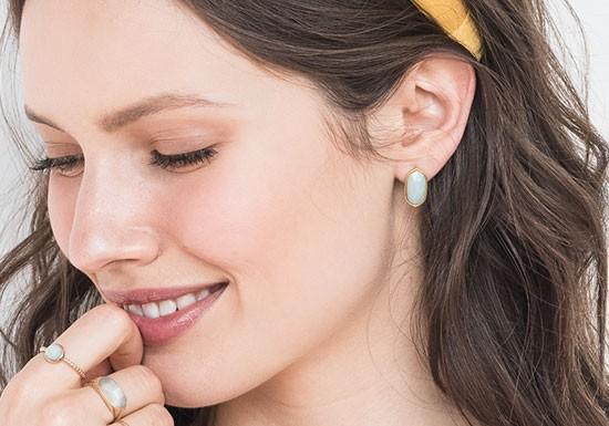 Boucles d'oreilles Gala