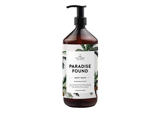 Body wash - Paradise found