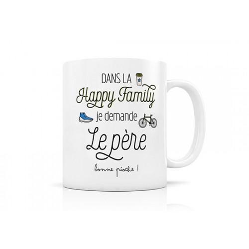 Dans la Happy family, je demande le père