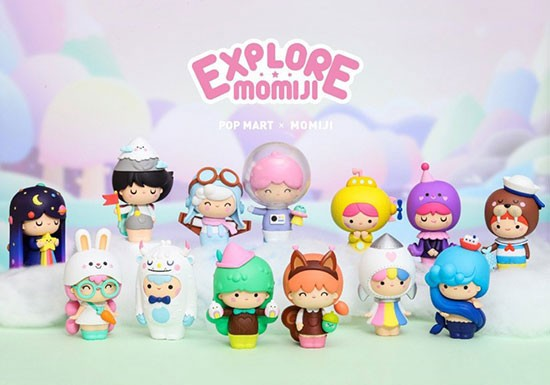 Momiji - Série Explore