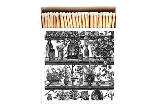 Grande boite d'allumettes - Garden shelves