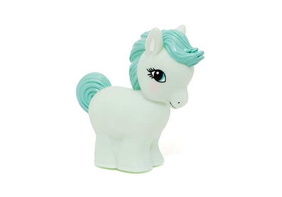 Veilleuse Poney mint