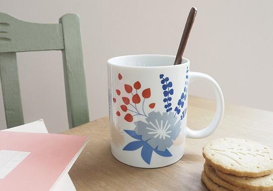 Mug Papercut