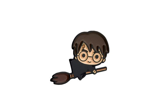 Pin's Harry Quidditch