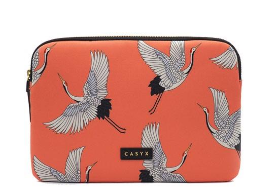 Housse tablette Coral Cranes