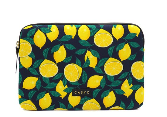 Housse Tablette Midnight Lemons
