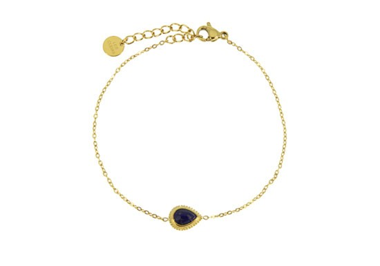 Bracelet Chloé - sodalite