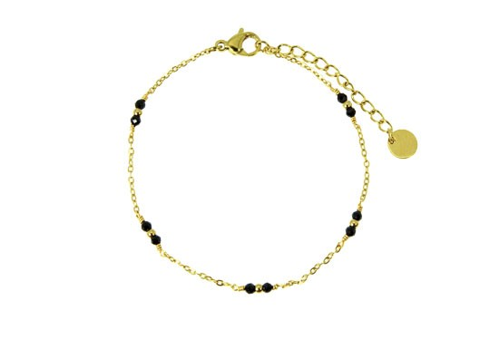 Bracelet Estelle noir
