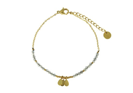 Bracelet Florence - gris