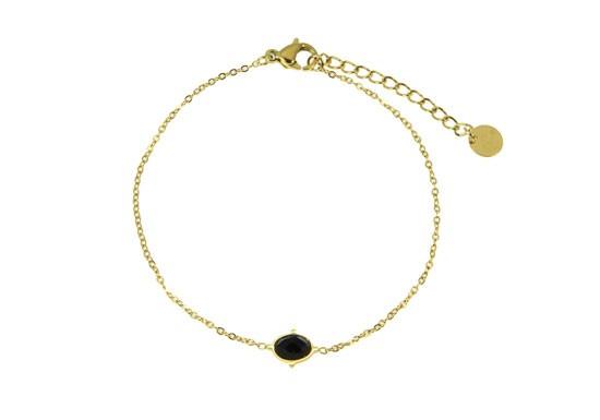 Bracelet Marie (pierre au choix)