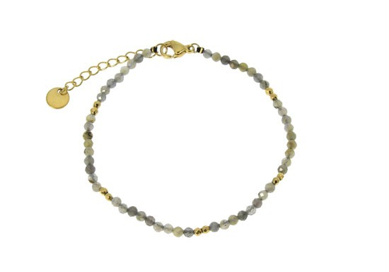 Bracelet Muriel - labradorite