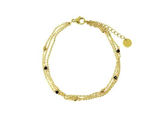 Bracelet Pauline triple