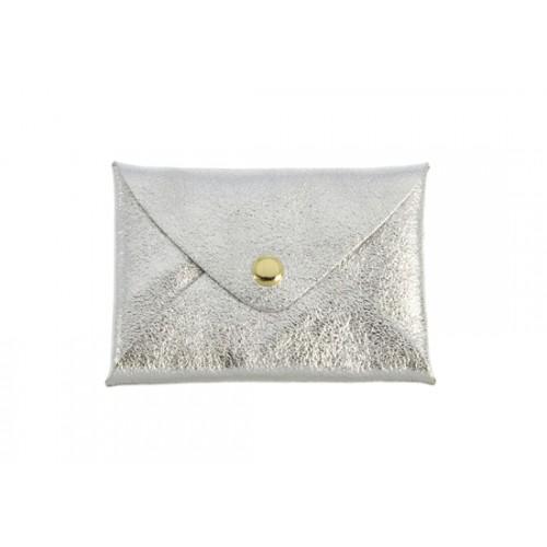 Pochette Cassandre - Silver