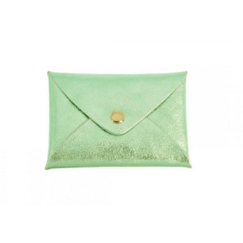 Pochette Cassandre - Vert amande