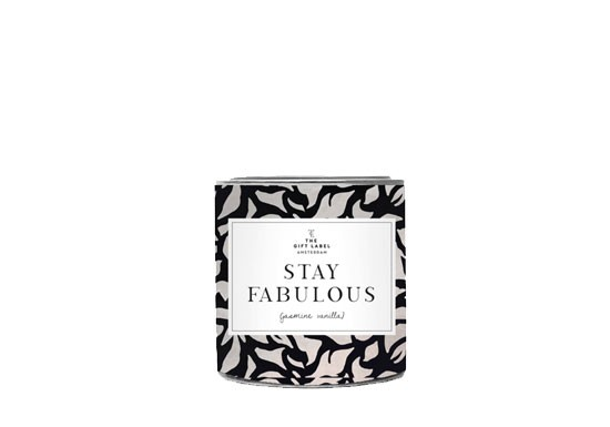Petite bougie - Stay fabulous
