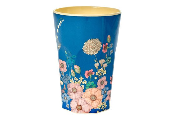 Grand mug - Flower collage