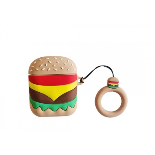 Etui Airpod Hamburger