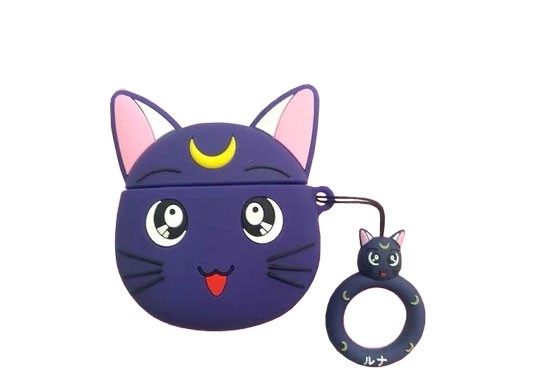 Etui Airpod Chat Moon