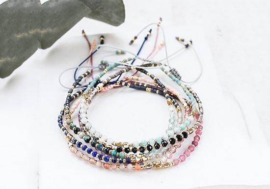 Bracelet Sahara (coloris au choix)