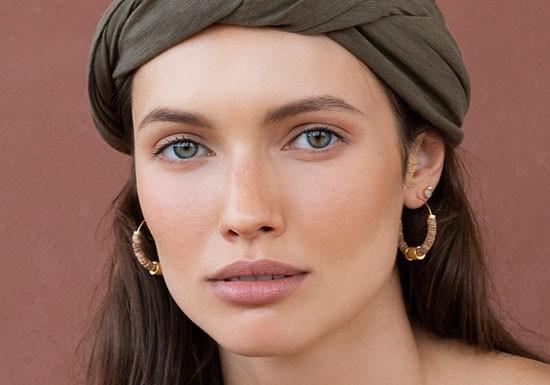 Boucles d'oreilles Tangier