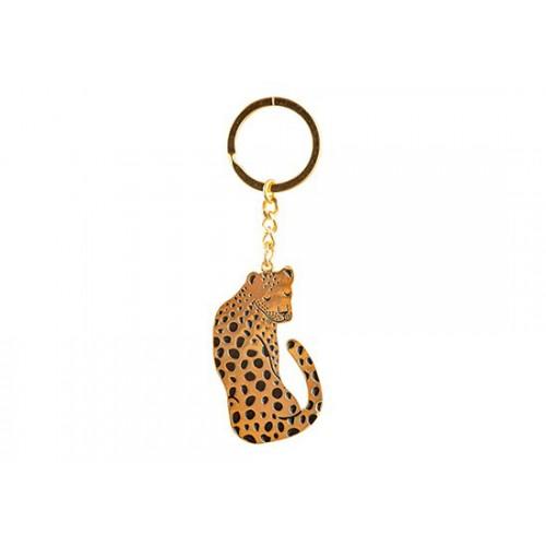 Porte-clés Leopard