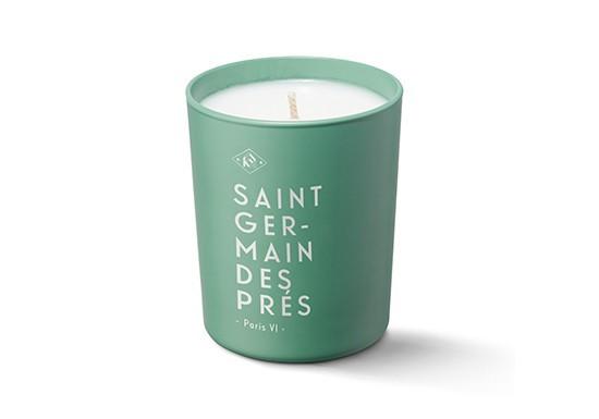 Bougie parfumée - Saint-Germain-des-prés