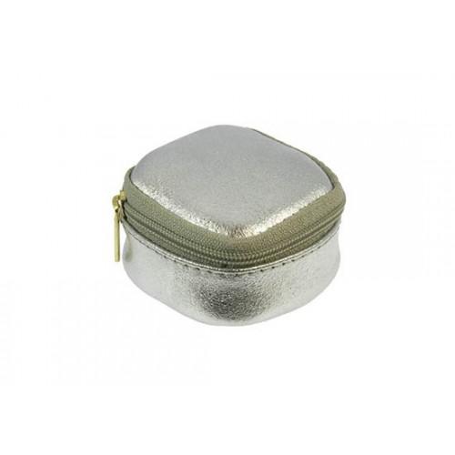 Pochette à bijoux - argent