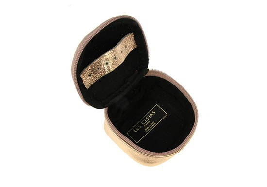 Pochette à bijoux - rose