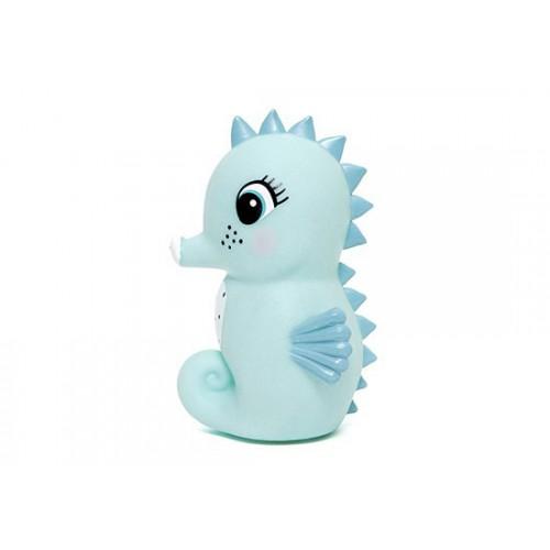 Veilleuse Seahorse bleue